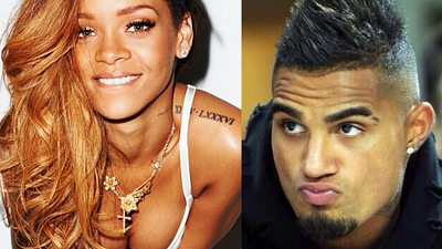 When Rihanna fell in love with Ghana's Kevin Prince Boateng