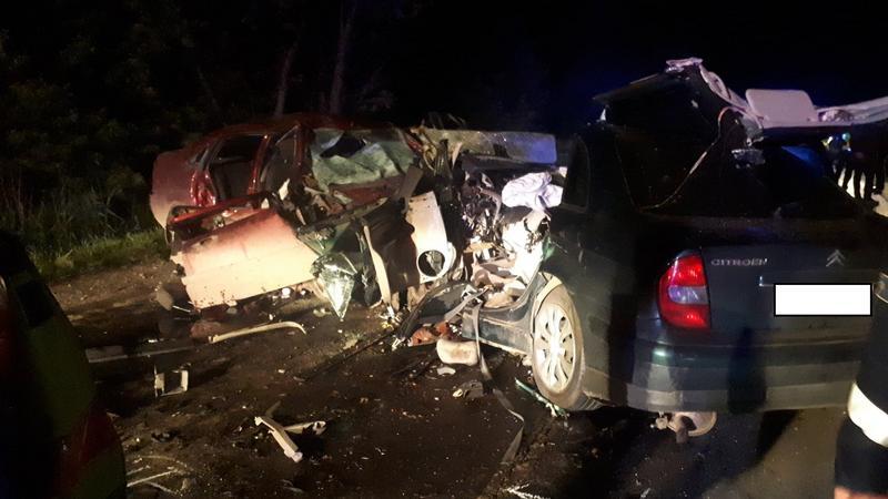 ae359a6d33 Szörnyű balesetek történtek a 4-es számú főúton /Fotó: Kisújszállás  Önkormányzati Tűzoltó-