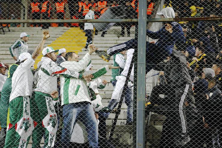 FK Palmeiras navijači, FK Penjarol navijači