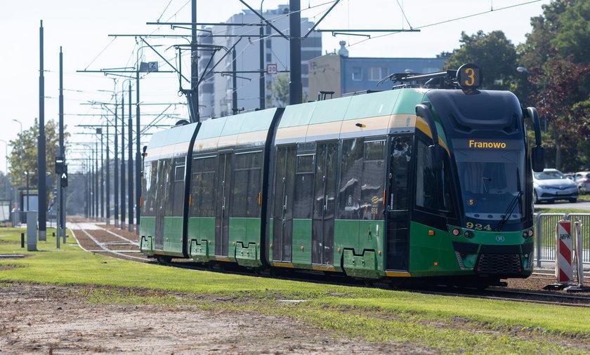 Dzięki uruchomieniu kolejnego przystanku pasażerowie mogą jeszcze łatwiej podróżować na Naramowice.