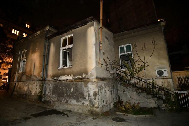 Kuća Laze Lazarevića Hilandarska Beograd požar