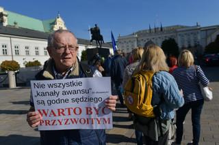 Budka: Prezydent Duda jest recydywistą w łamaniu prawa