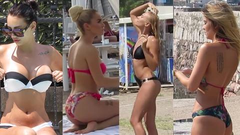 Naše poznate cice pokazale seksi tela na plaži: Koja vam se najviše dopada?