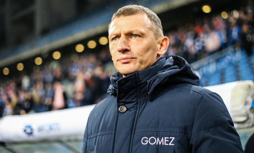 Dariusz Żuraw pochwalił piłkarzy Lecha