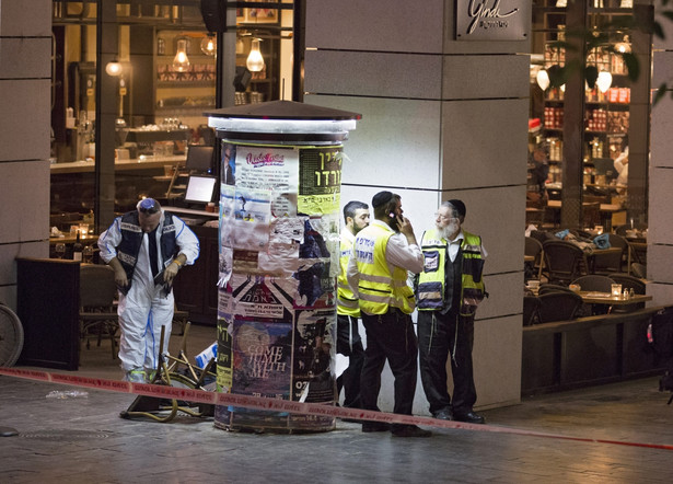 Izrael: Strzelanina w Tel Awiwie