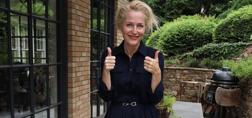 Intymne wyznanie Gillian Anderson wywołało poruszenie. Wiele kobiet wstydzi się do tego przyznać