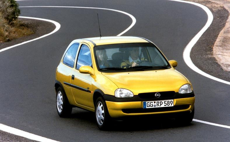 Opel corsa B - 1993-2000