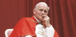 Ukradli relikwie Jana Pawła II