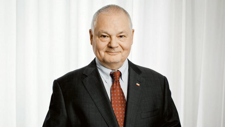 prof. Adam Glapiński prezes Narodoqwego Banku Polskiego