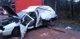 Tragiczny wypadek w Osieku. Dwie osoby nie żyją, trzy ranne