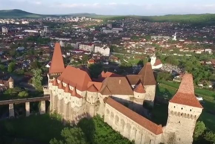 korvin zamak