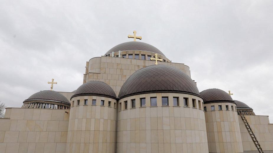 В Варшаве была построена первая за 100 лет православная церковь
