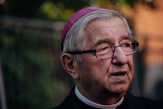 Abp Głódź ukarany przez Watykan. Ma m.in. zapłacić z własnych  funduszy karę