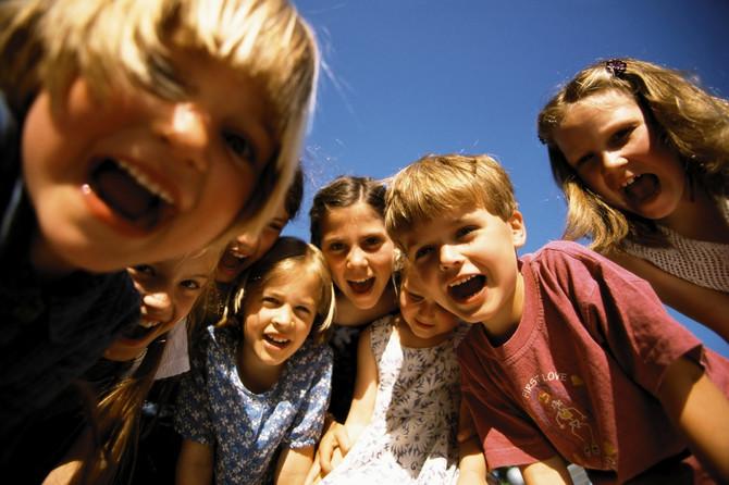 Deca najviše treba da slave danas