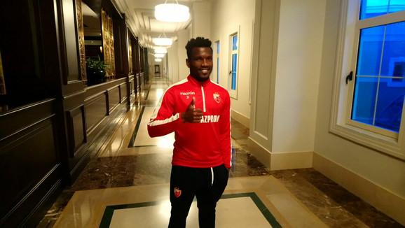 El Fardu Ben, nova crveno-bela opasnost po golmane rivala