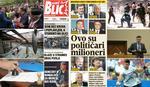 """""""EUROBLIC"""" ZA 14.12. Imovinska karta funkcionera: Ovo su POLITIČARI MILIONERI u BiH"""