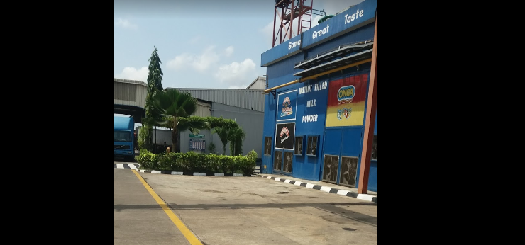 Promasidor office in Nigeria