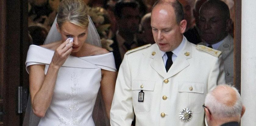 Księżna uciekła od księcia Alberta i zostawiła w kraju dzieci? Nie widzieli się od wielu miesięcy...