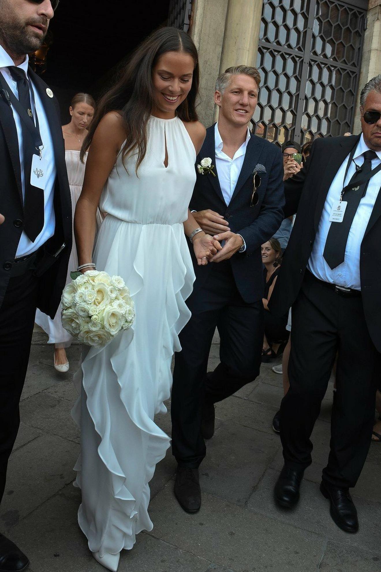 Ana Ivanović sa suprugom