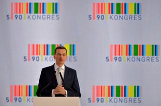 Morawiecki: Dla osób, które zarabiają więcej, nie powinno być kwoty wolnej