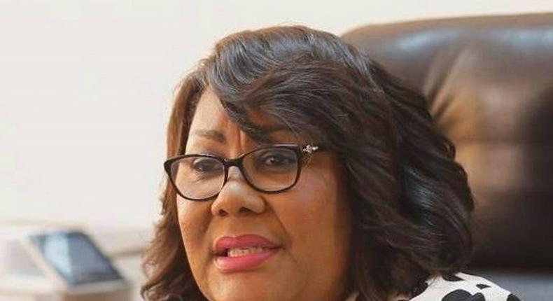 Registrar General of Ghana, Mrs Jemima Oware