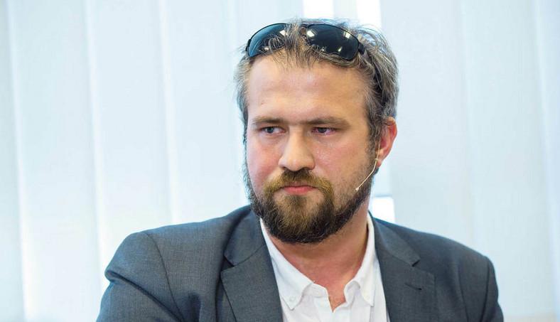 Michał Gontkiewicz członek Okręgowej Rady Lekarskiej w Warszawie