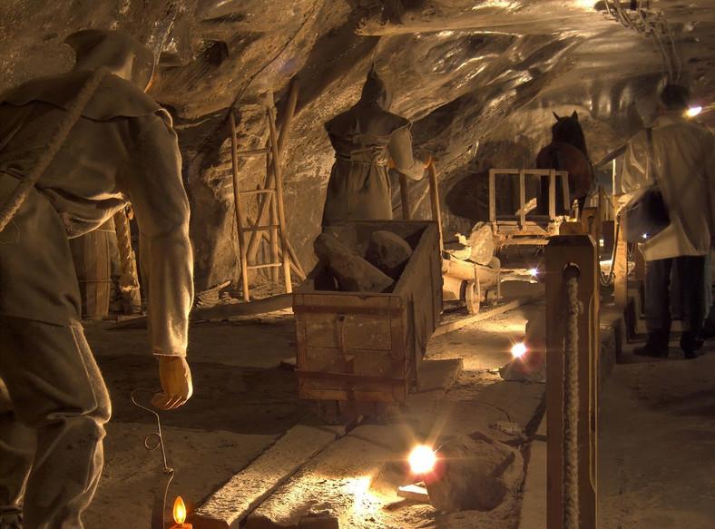 Wieliczka, kopalnia soli