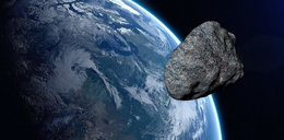 Ogromna asteroida przeleci obok Ziemi