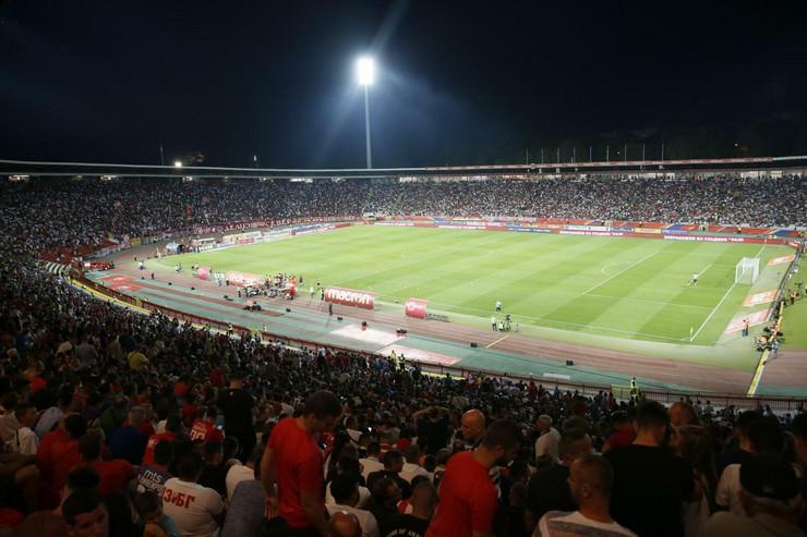 Stadion Rajko Mitić, Marakana