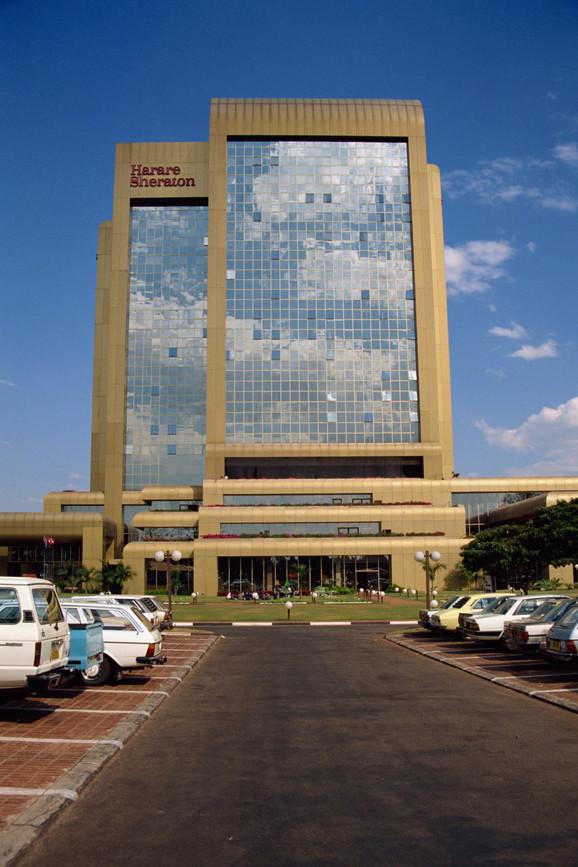 Hotel Šeraton u Harareu