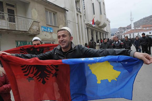 Velika Albanija odavno u planu