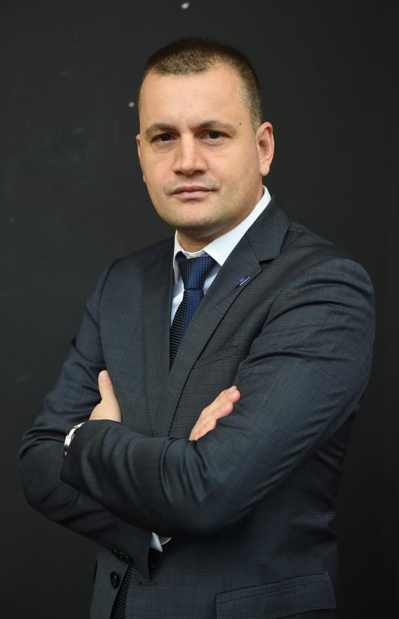 Nenad Stefanović, predsednik Udruženja sudija i tužilaca Srbije