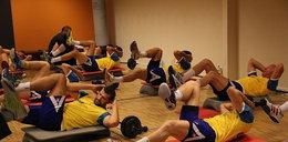 Szczypiorniści Vive Targów Kielce zaczęli od fitnessu