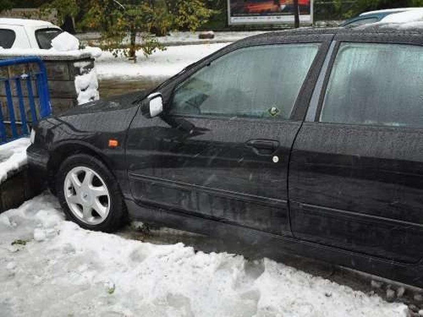 Wpadł znany złodziej aut