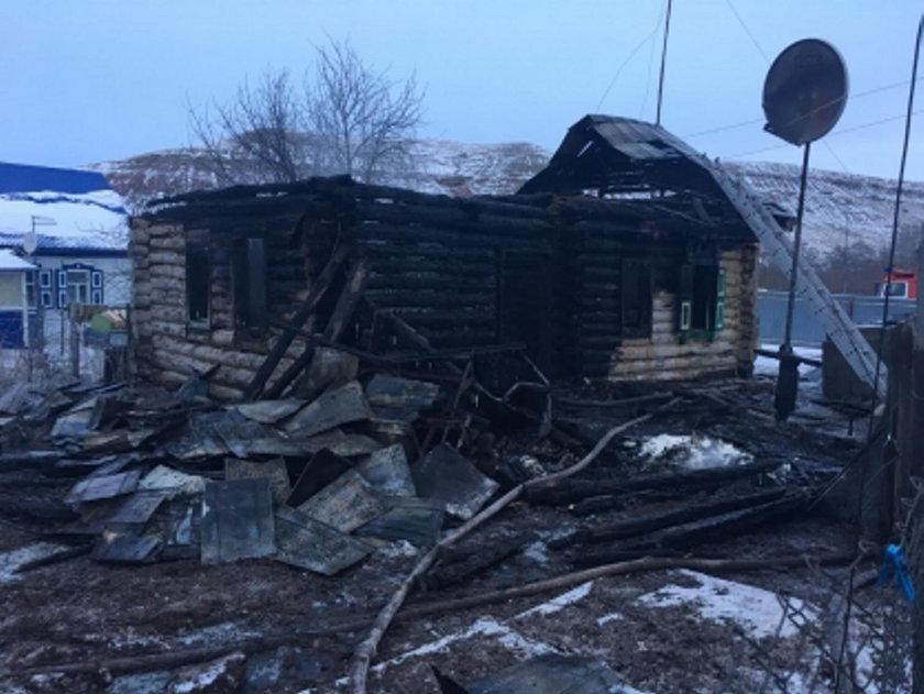 Rosja: Zostawił włączony grzejnik, doszło do pożaru. Zginęły dzieci