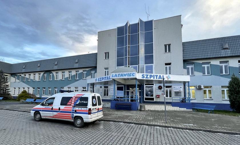 """Śmierć ciężarnej kobiety w szpitalu """"Latawiec"""" w Świdnicy"""