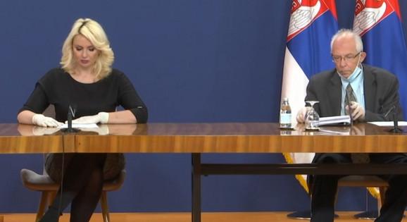 Darija Kisić Tepavčević i Predrag Kon