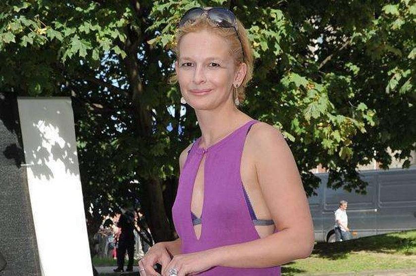 Dominika Ostałowska. Święta i rozpustnica