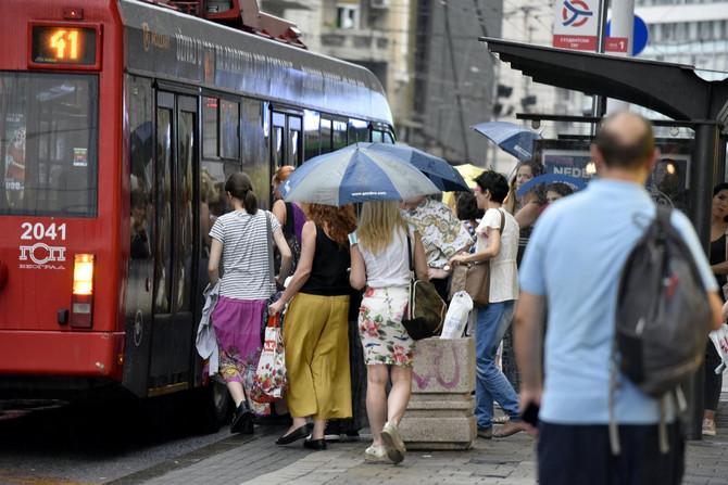 Čudne priče iz gradskog prevoza u Beogradu