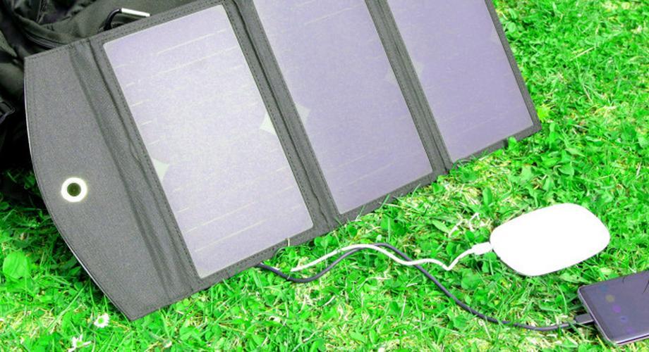 Solarstrom für Gadgets: Panels, Powerbanks und Rucksäcke