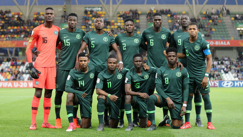 The Flying Eagles of Nigeria were eliminated from the 2019 FIFA U20 World Cup after a 2-1 loss to Senegal in the second round on Monday (Getty Images)