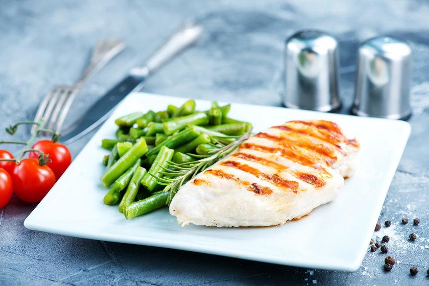 Drugie danie w diecie 1000 kcal
