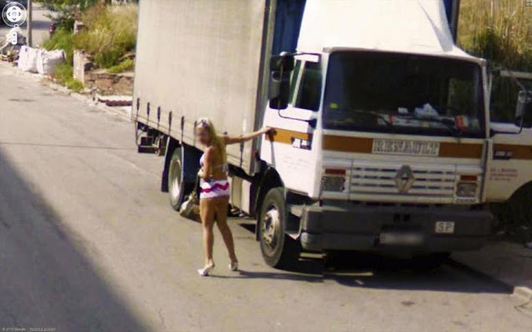 Dziwne Zdjecia Z Google Street View Dzieje Sie