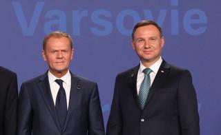 Andrzej Duda zaprosił Donalda Tuska. Były premier weźmie udział w uroczystościach Święta Niepodległości