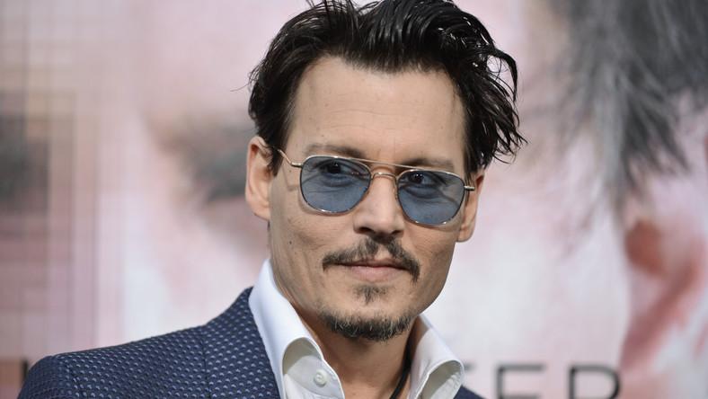 Johnny Depp będzie Harrym Houdinim