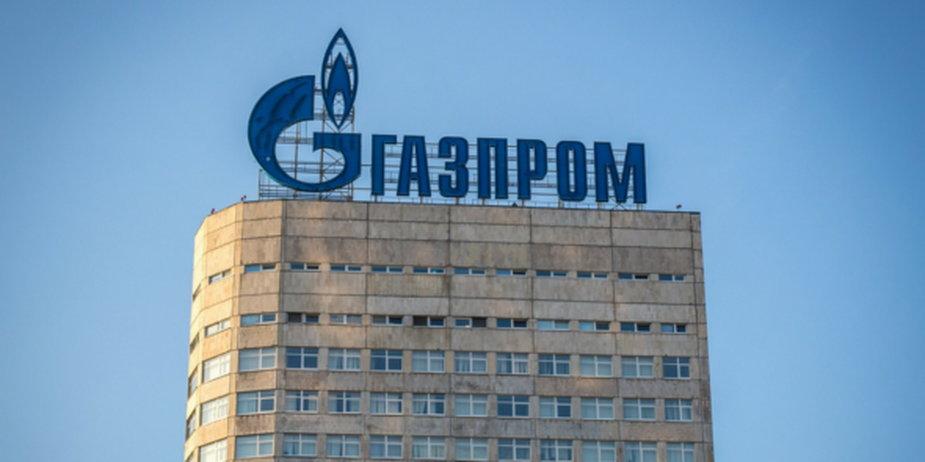 Siedziba Gazpromu w Petersburgu. Fot. Flickr