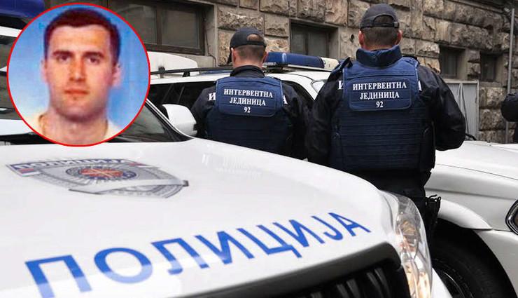 Dejan Stojanović Keka interventna pokrivalica foto RAS Srbija