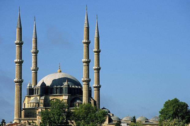 Meczet Selima w Edirne. Najpiękniejsze miejsca Turcji