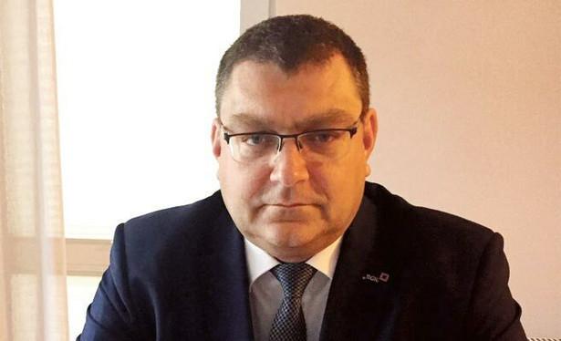 Piotr Waluszewski, dyrektor Regionu Świętokrzyskiego, Bank Gospodarstwa Krajowego