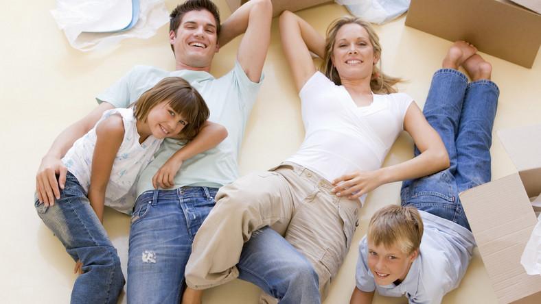 Rodzina na swoim tańsza od wynajmu